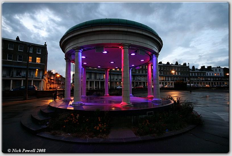 Wellington Crescent Bandstand
