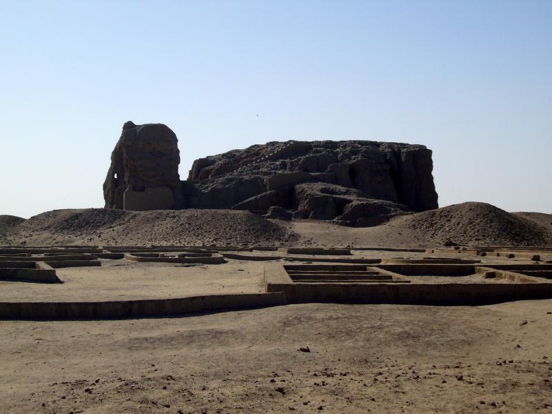 Western Daffufa, Kerma