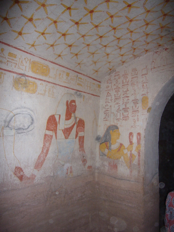 Tomb of Tanwetamani at El Kurru