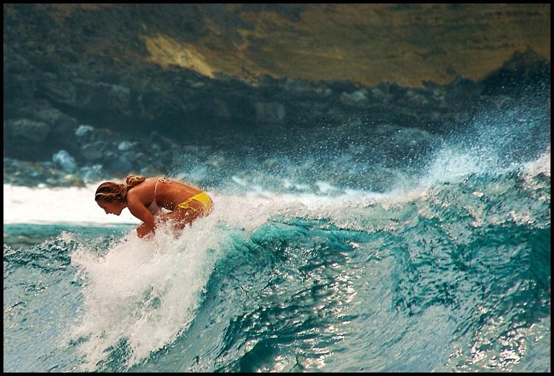 Hawaiian Botticelli Rising