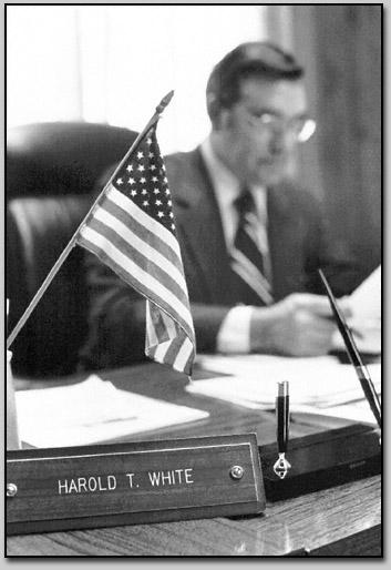 Harold T. White
