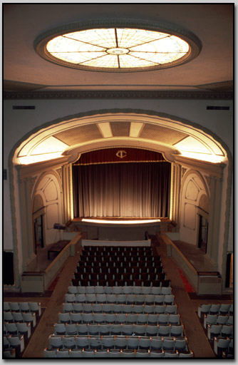 The Old Corinth Theatre