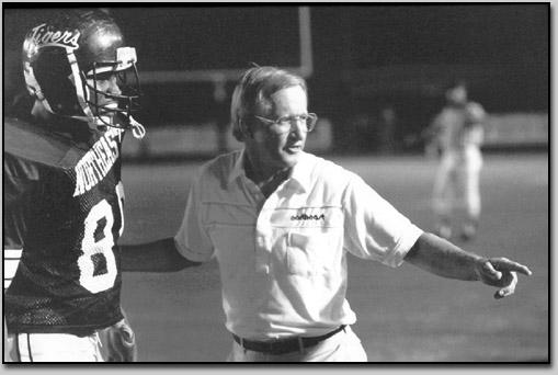 Coach Hubert Tucker