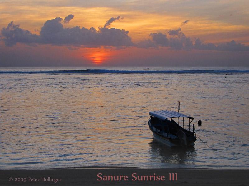 Sanur Sunrise III