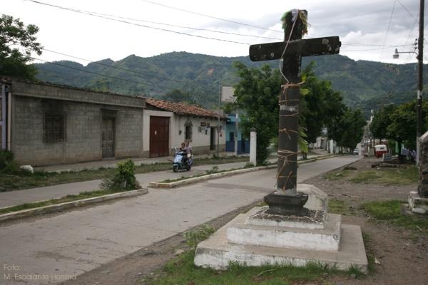 Calzada de Ingreso desde el Municipio de Ipala