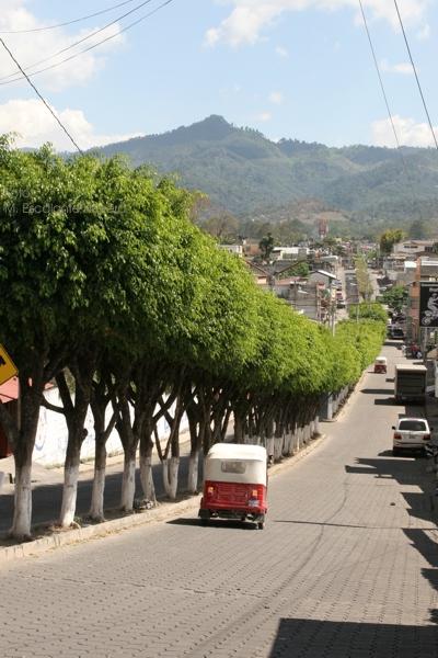 Boulevard Centro America
