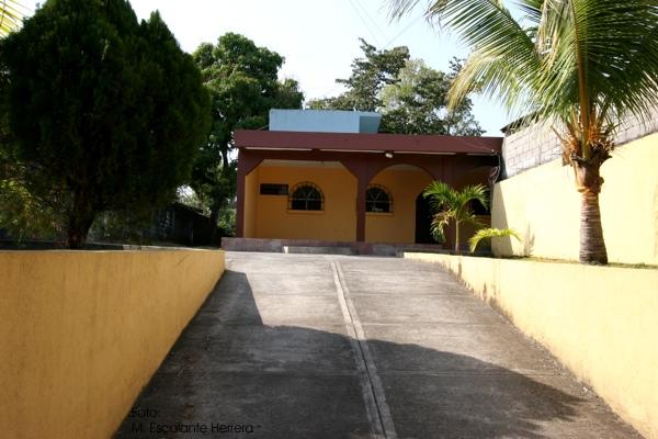 Edificio del Juzgado de Paz Local