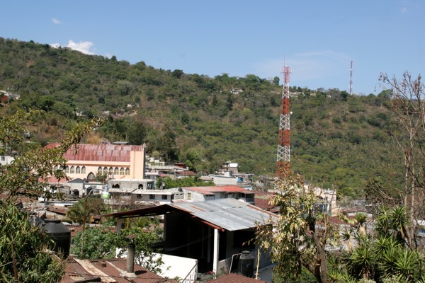 Vista Parcial de la Zona Urbana