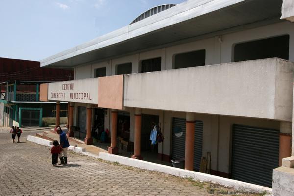 Centro Comercial Municipal