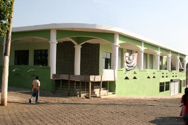 Edificio Municipal en Fase Final de Construccion