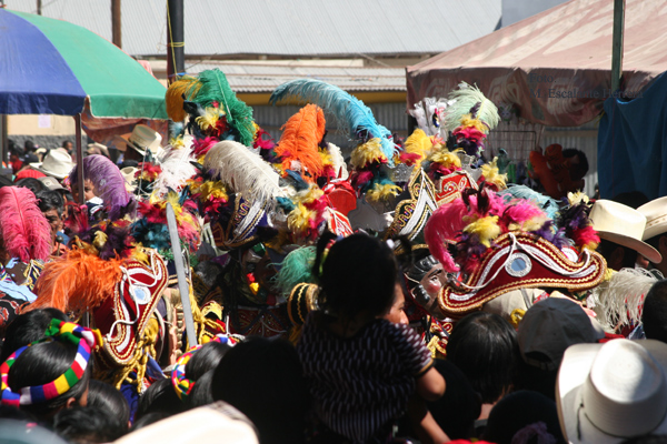 Bailes Tipicos en Ocasion de la Feria Local