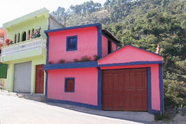 Casas de la Zona Urbana