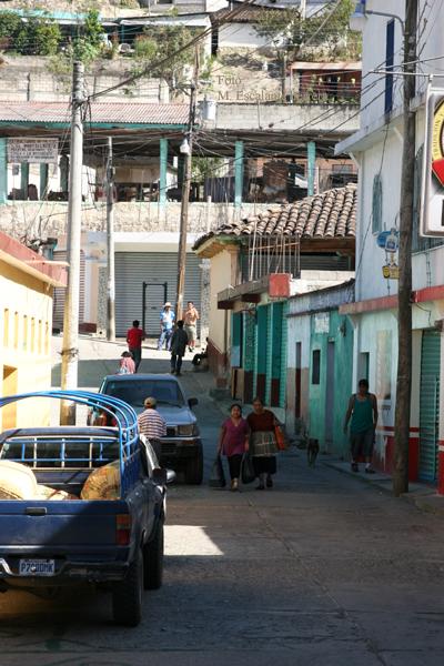 Calle del Lugar
