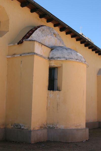 Detalle de Construccion de la Iglesia