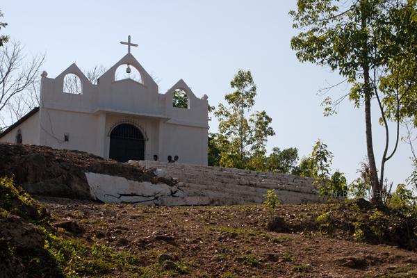 Iglesia El Calvario de la Cabecera