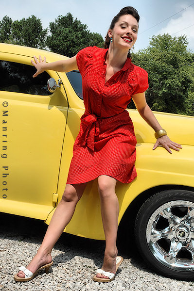 Jen H - Alabama model & artist