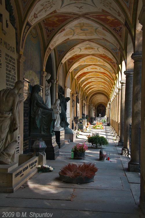Vysegrad (High Castle) Prague