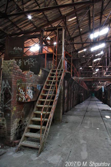 Old Toronto Brickworks