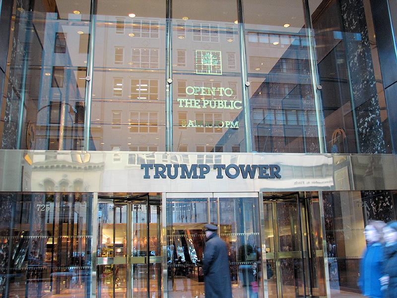 Trump Tower - Fifth Avenue