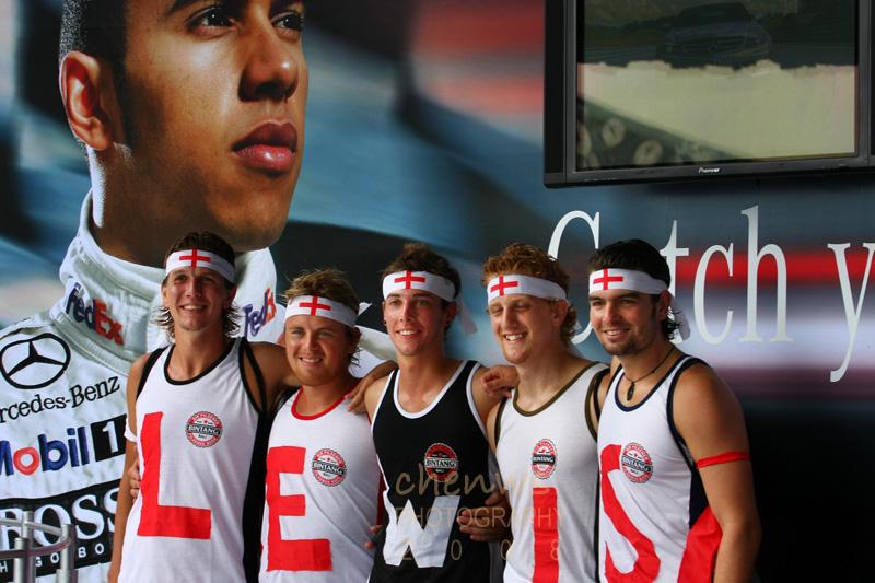 Fans of Lewis