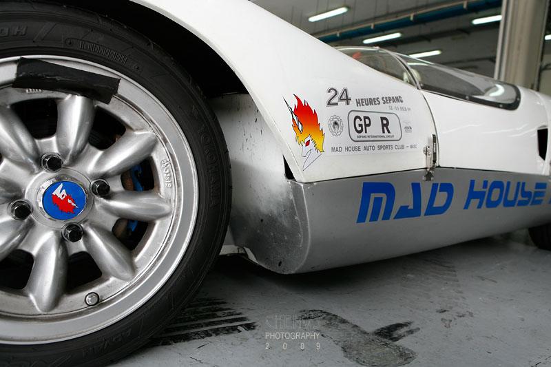 Mad wheels