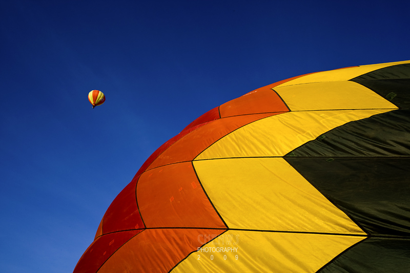 Putrajaya Hot Air Balloon Festa