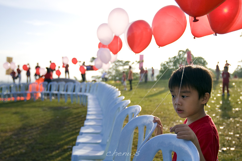 Child at the Chong Yang festival (7982)