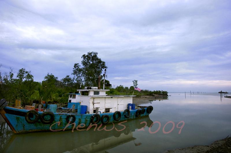 Fishing boat 4788