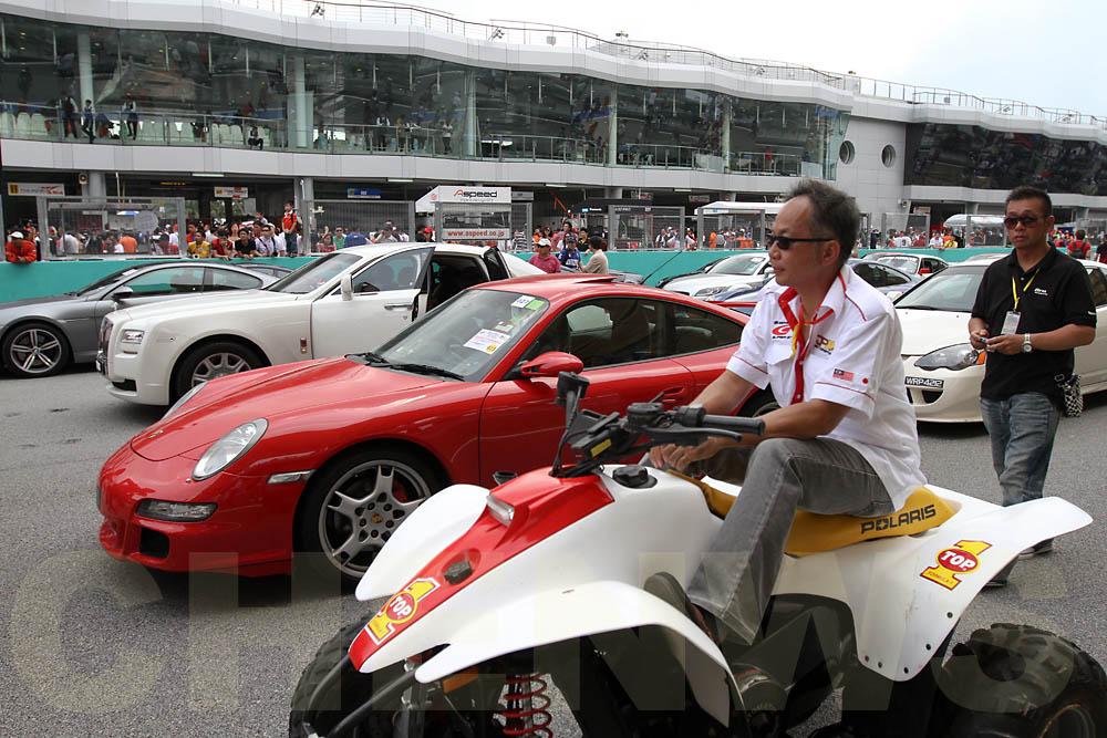 Supercar Parade