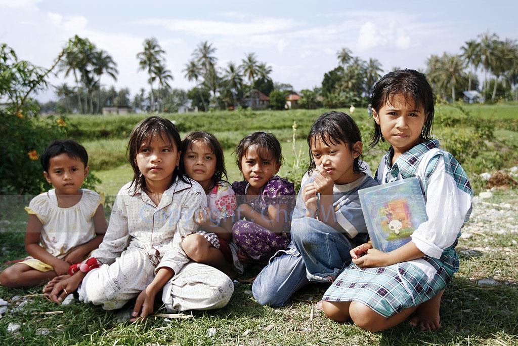 Children of West Sumatera