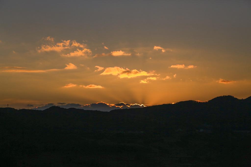 Sunset Ba Da