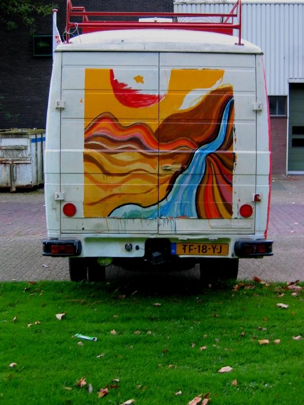 Van Goghs here??