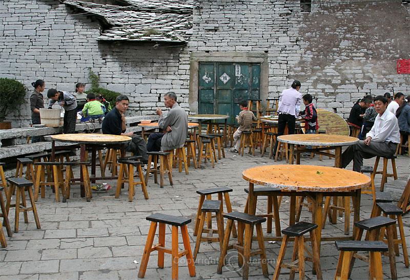 Al Fresco Eating Place, TianLong Tunpu (Oct 06)