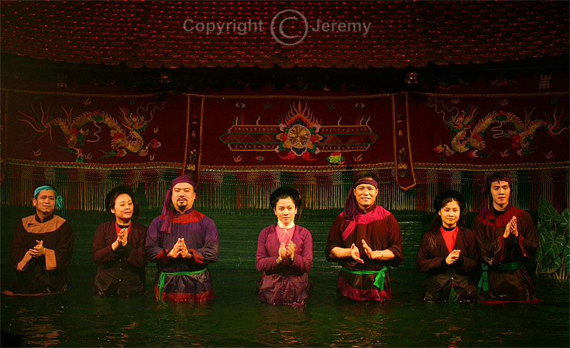 The Water Puppeteers (Mar 07)