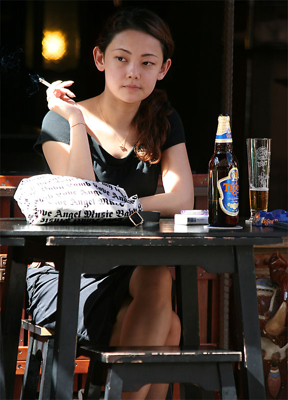 Having A Drink Alone (Apr 07)