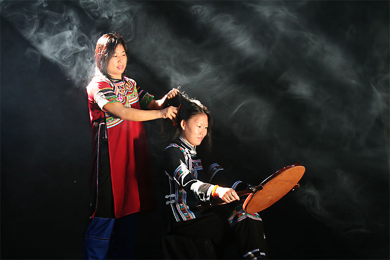 Hair Dressing (30 Sep 07)