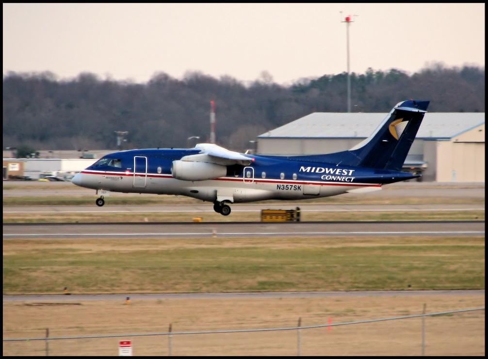 Midwest Connect Fairchild-Dornier 328 (N357SK)