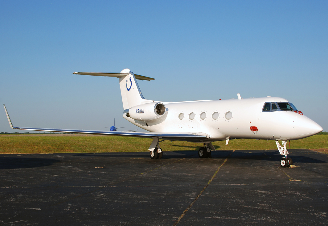 Indianapolis Colts Gulfstream II (N91NA)