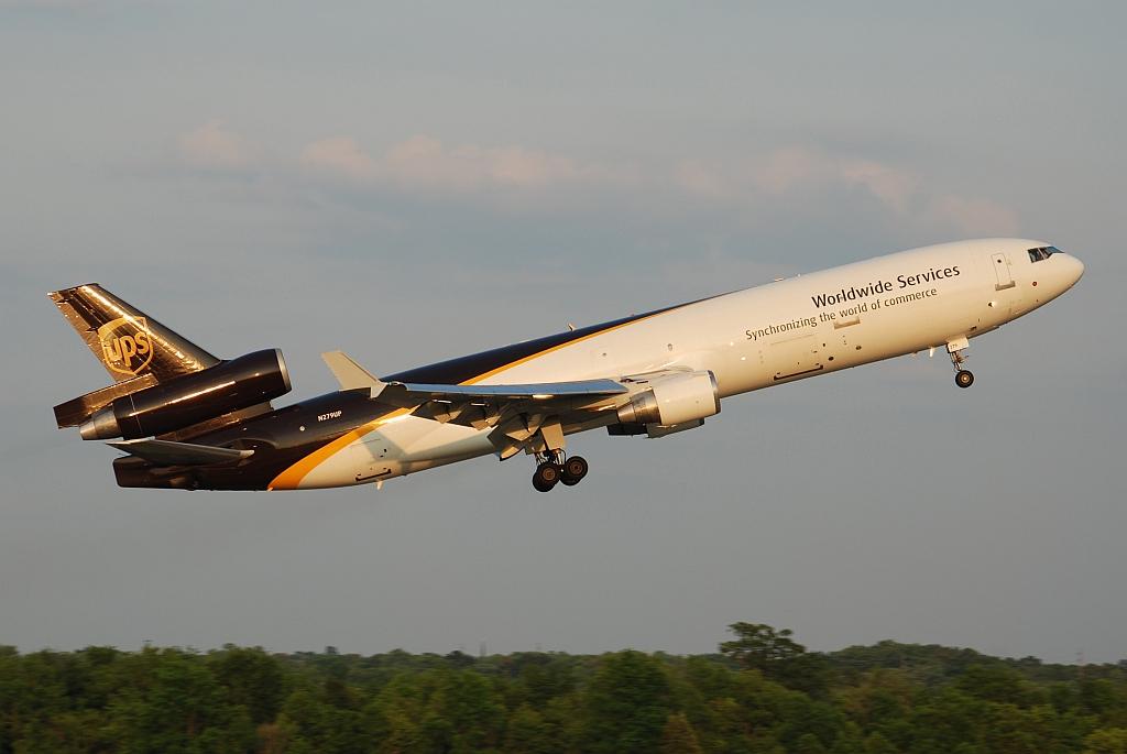 United Parcel Service (UPS) McDonnell Douglas MD-11 (N279UP)