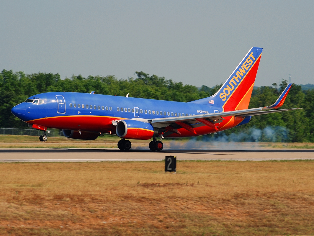 Southwest Airlines Boeing 737-700 (N459WN)