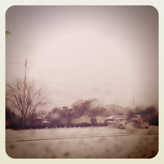 winter day ..