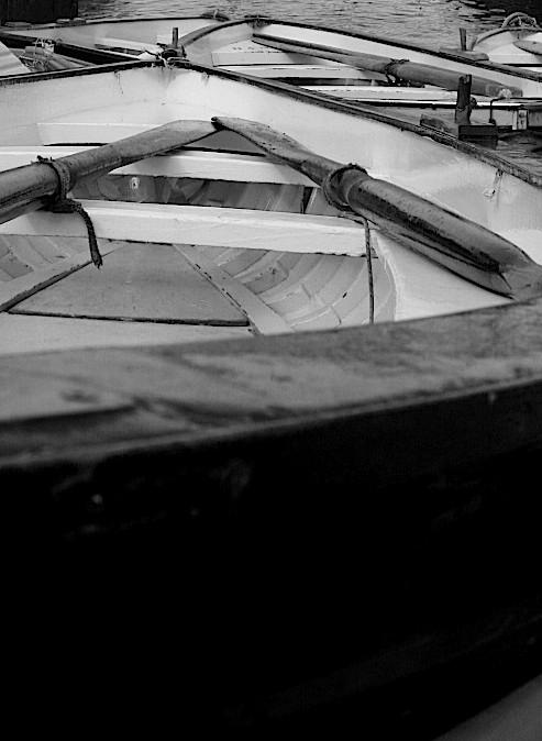 Docked Boats Capri, Italy