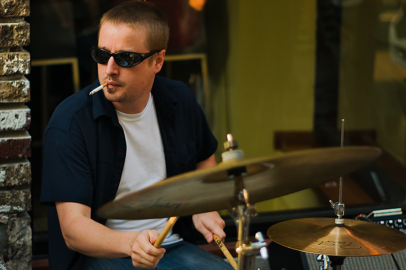 Another Drummer