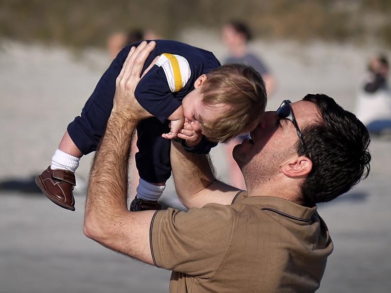 A Fathers Embrace