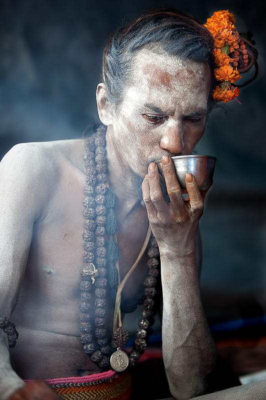 Naga tea-time
