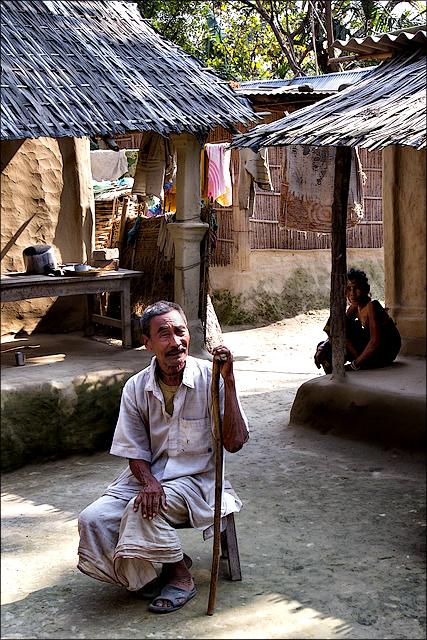 The village of Hatigisha