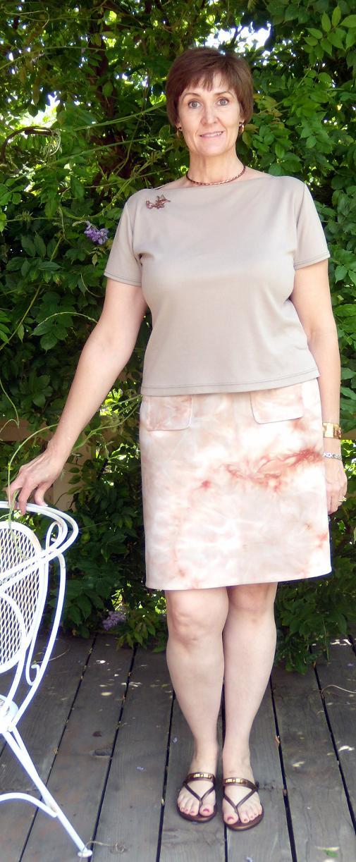 Marfy 093 Skirt