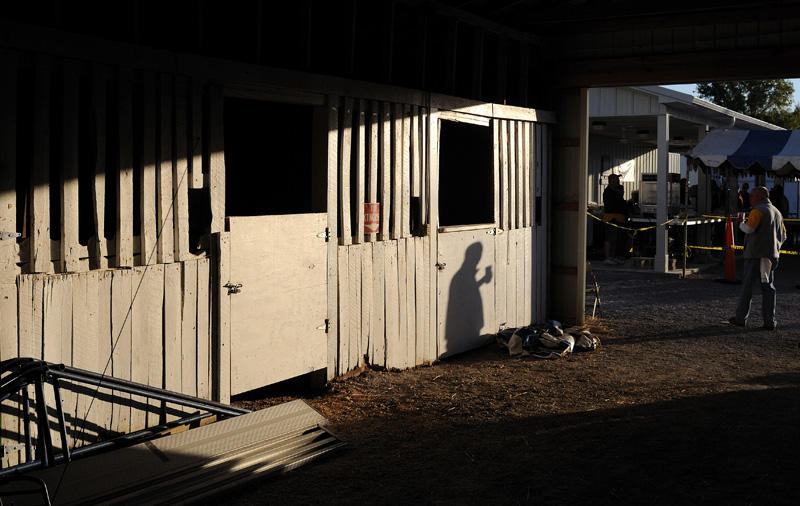 Horse Barn Clermont County Fair Grounds