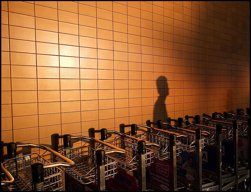 trolley attendant