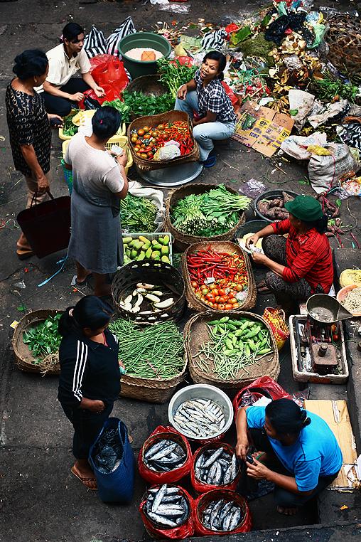 market above